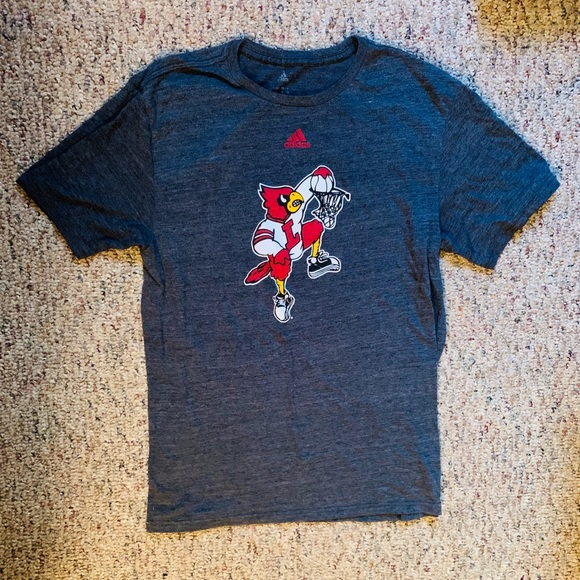 adidas Tops - Louisville Cardinal Adidas t shirt